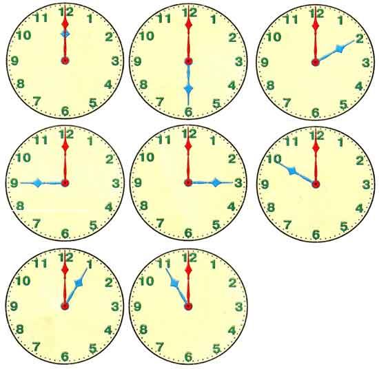 Как научить ребенка понимать время по часам: электронным и со стрелками