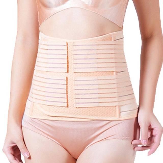 Послеродовой бандаж: нужен или нет после кесарева сечения и какой лучше выбрать