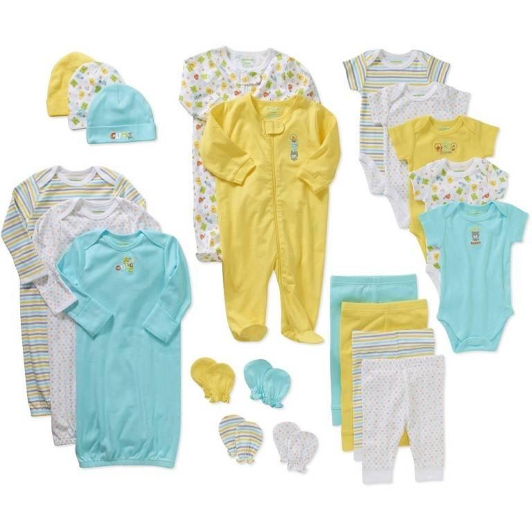 Что нужно на выписку новорожденных мальчиков и девочек: комплекты одежды, наборы