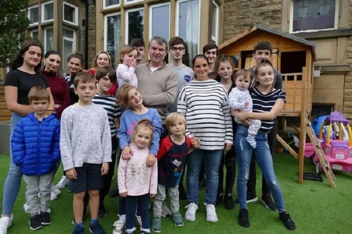 Самые большие по количеству детей семьи в истории - zefirka