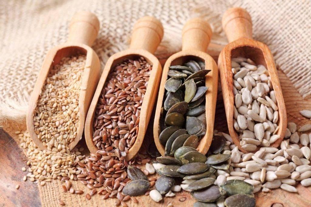семена чиа можно ли кормящим мамам
