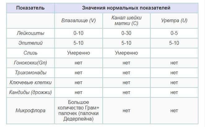 Мазок на флору у женщин | медицинский центр «президент-мед»
