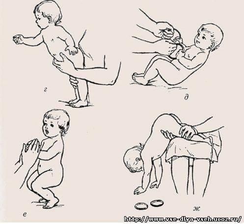 Во сколько месяцев можно садить мальчиков: правила и советы врача