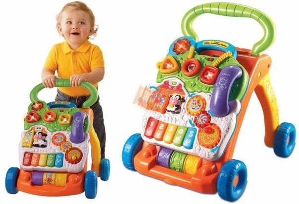 Ходунки для детей - когда и как правильно использовать детское оборудование