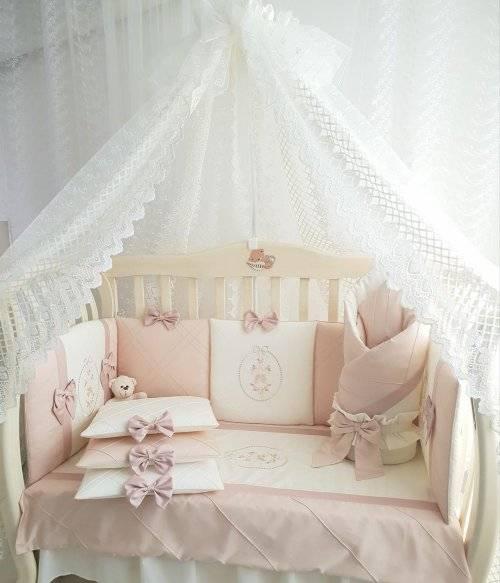 Как не ошибиться при выборе детского комплекта в кроватку.
