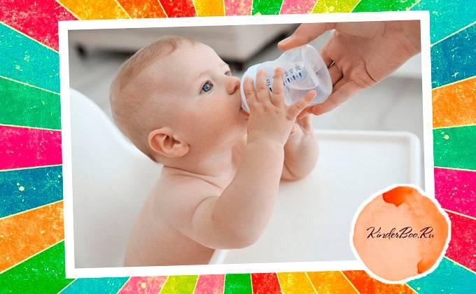 Нужно ли допаивать грудничка водой