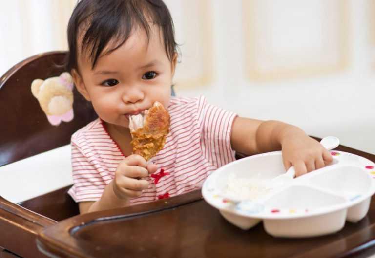 Ребенок отказывается от мясного прикорма - мама и ребенок