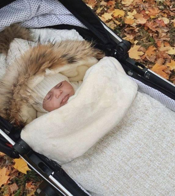 Как одевать новорожденного зимой на улицу?