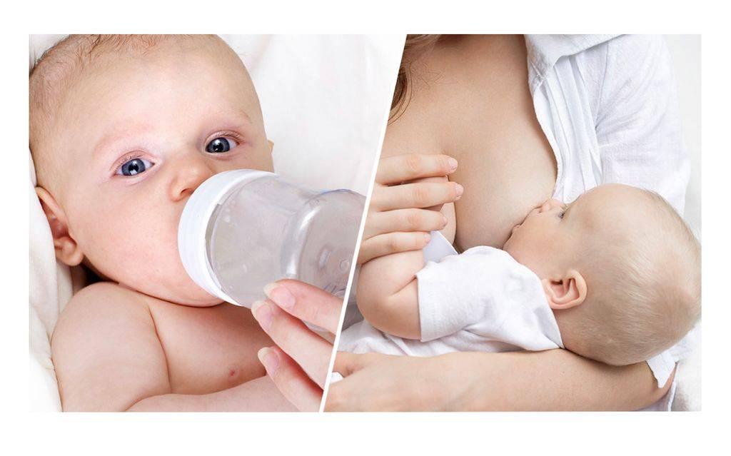 Ребенок не берет грудь, психует и плачет: что делать