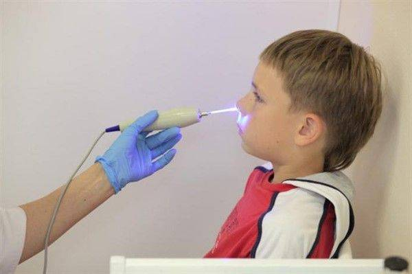 Диагностика и лечение вазомоторного ринита