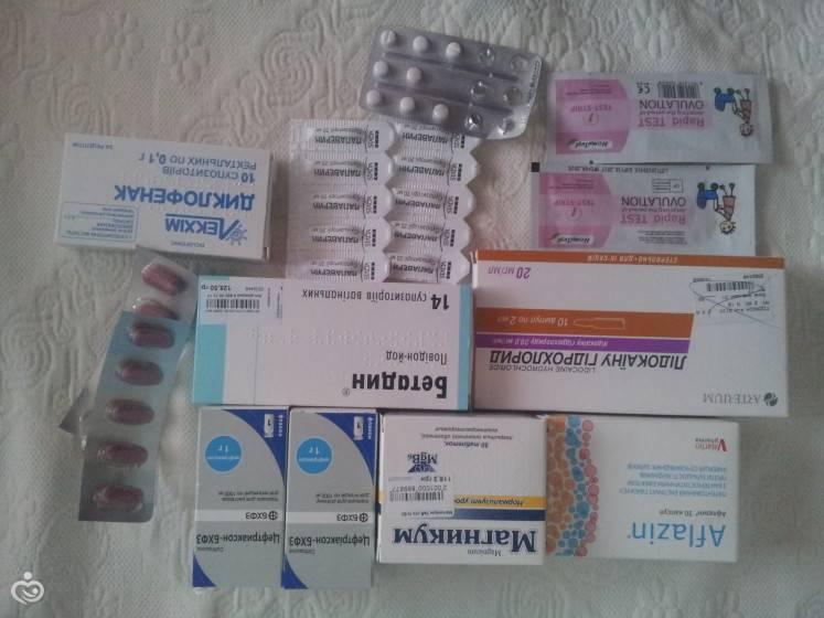 Мифепристон — описание препарата, инструкция