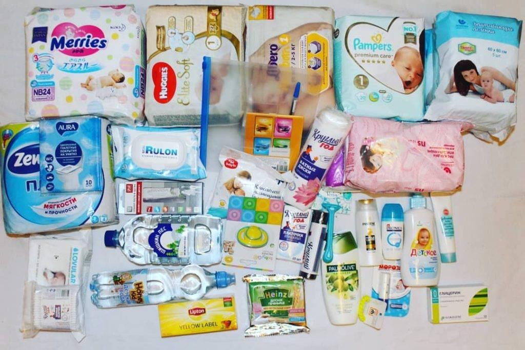 Вещи в роддом для мамы и ребенка: список необходимого, что нужно взять с собой