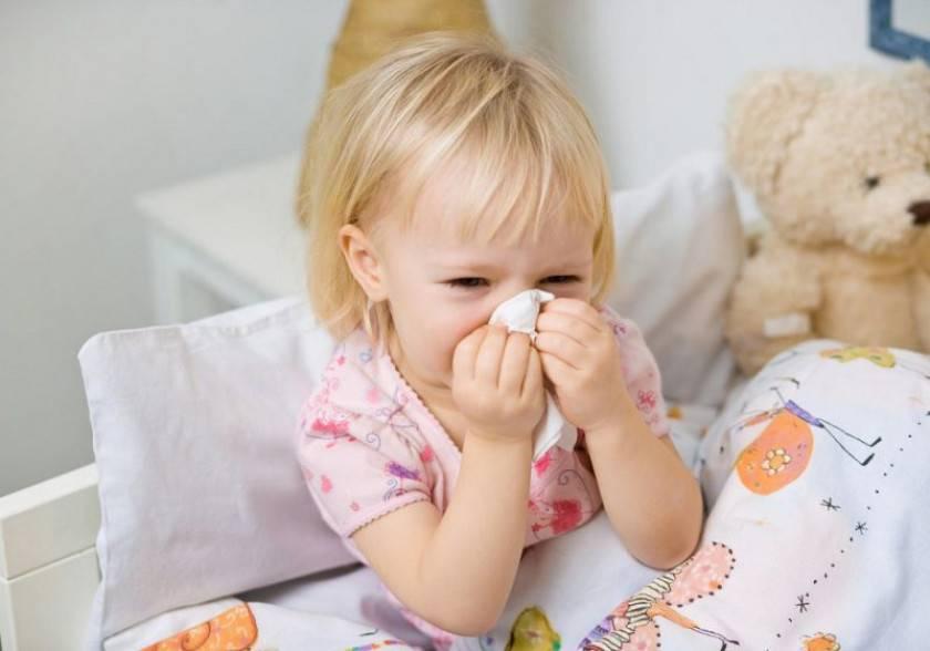 Аллергический ринит у детей. алгоритм лечения