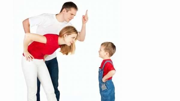 Как наказывать ребенка — позитивное родительство