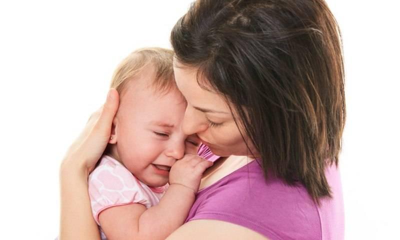 Нужно ли давать младенцу плакать? мнение британских ученых - новорожденный. ребенок до года