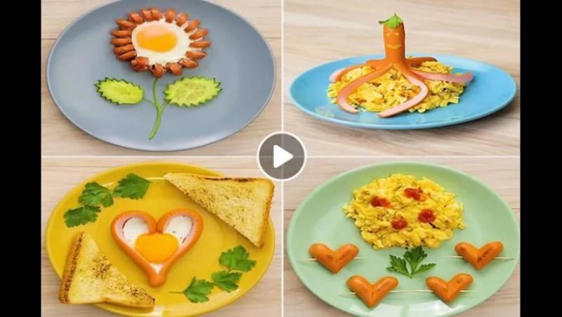 Топ-10 завтраков для детей или чем накормить ребенка с утра