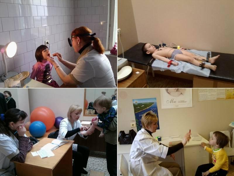 Медкомиссия для детского сада и для школы: список врачей, в 1 класс. - права семей