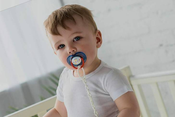 Как быстро отучить ребенка от соски