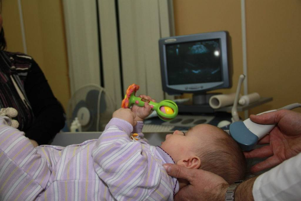 Узи шейного отдела позвоночника у грудных детей: сделать узи шеи ребенку