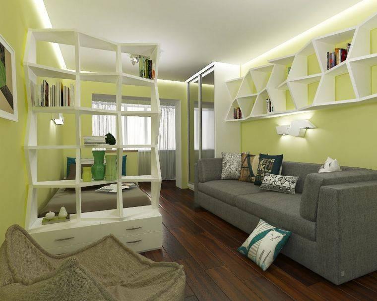 Гостиная-детская в одной комнате: лучшие идеи дизайна