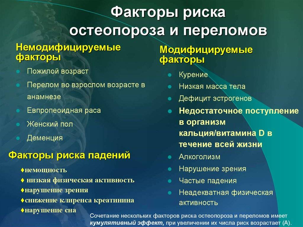 Классификация остеопороза | центр дикуля