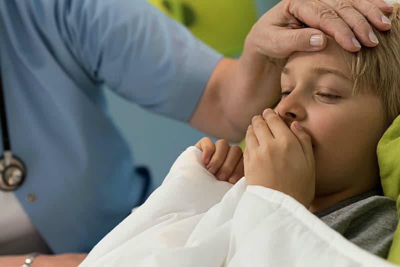 Воспаление кишечника у ребенка