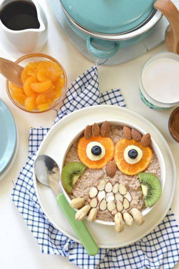 Топ-10 рецептов быстрого и полезного завтрака для ребенка
