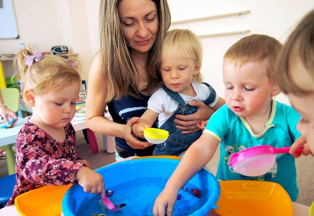 Методики раннего развития детей от 0 до 3 лет для занятий дома