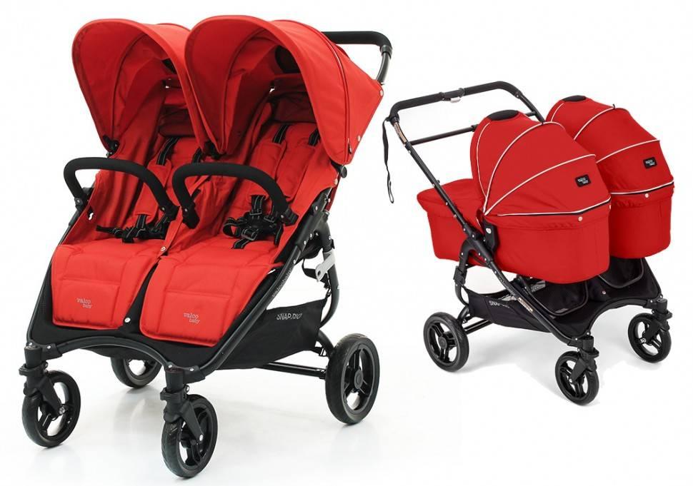 Самая легкая коляска для двойни: характеристики и стоимость
