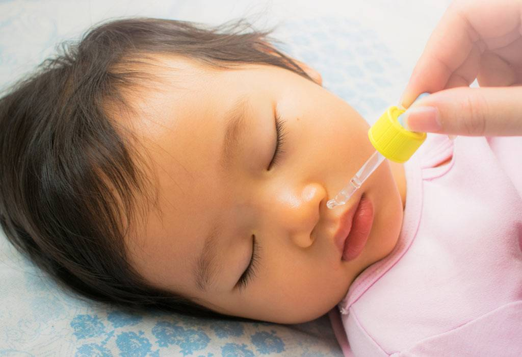 ➤ насморк у младенца: как и чем лечить новорожденного?