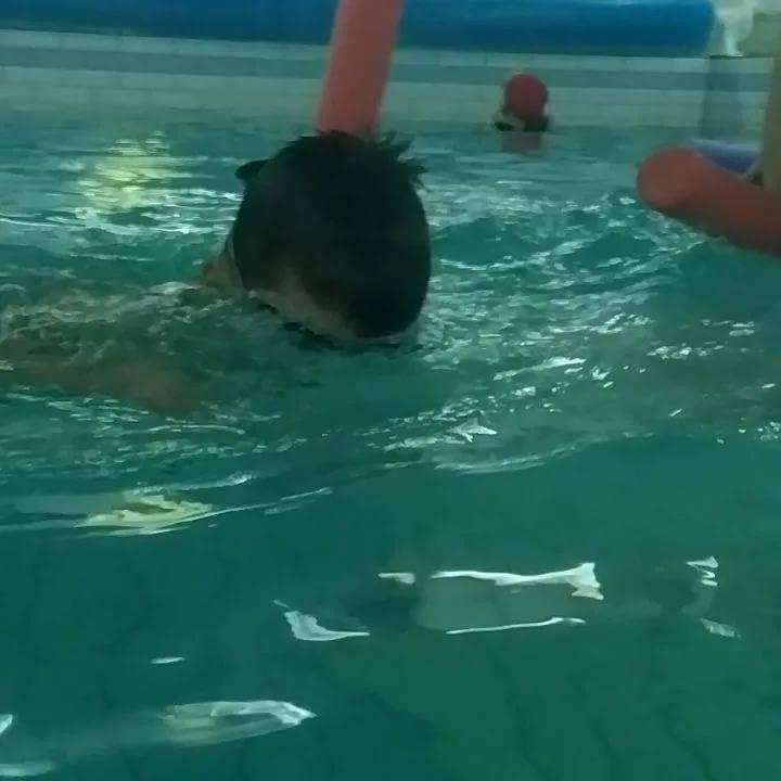 Грудничковое плавание. базовый уровень