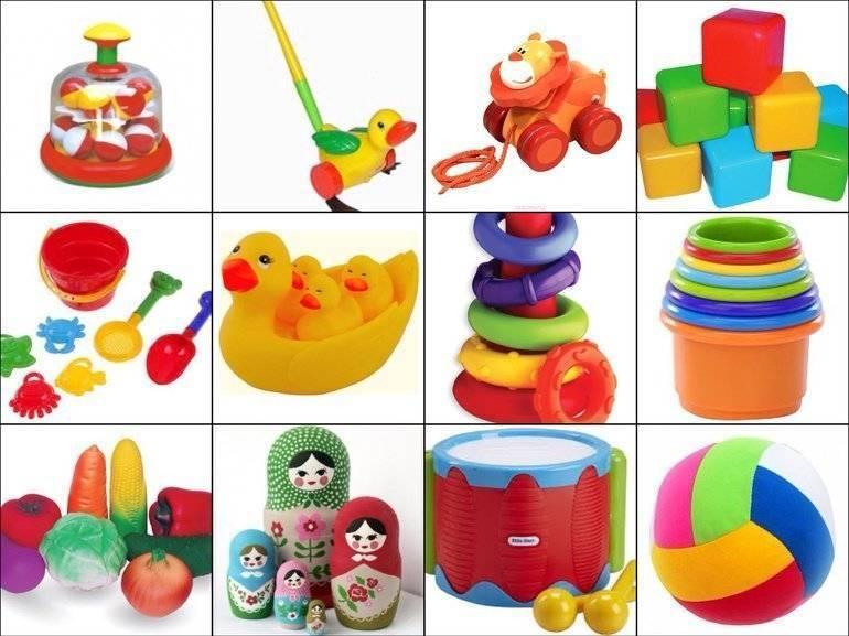 Какие игрушки нужны ребенку в 6 месяцев для развития: советы
