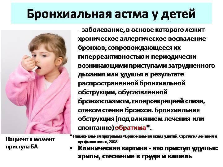 Practall. международные рекомендации по бронхиальной астме у детей