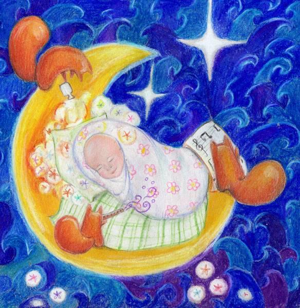 Для всестороннего развития и крепкого сна: примеры успокаивающей музыки для новорожденных и советы по ее прослушиванию