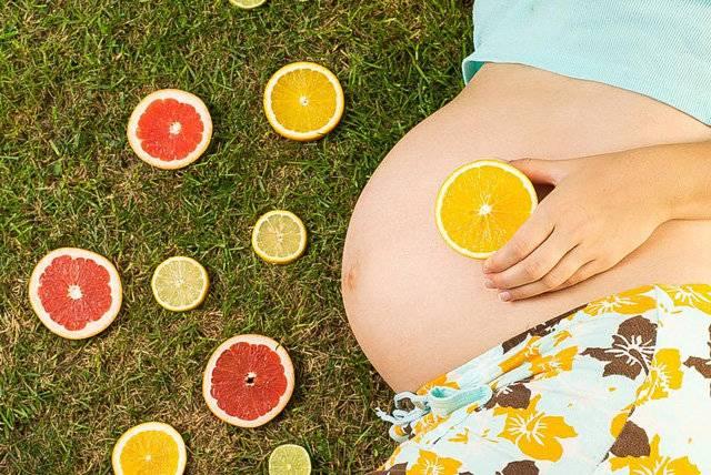 Грейпфрут при беременности, можно ли на ранних и поздних сроках