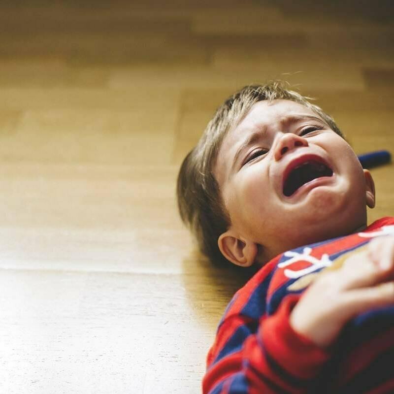 Детская истерика: 8 уважительных причин и что с этим делать?