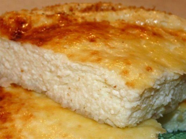 Творожная запеканка для кормящей мамы при грудном вскармливании: рецепты (в духовке и в мультиварке)