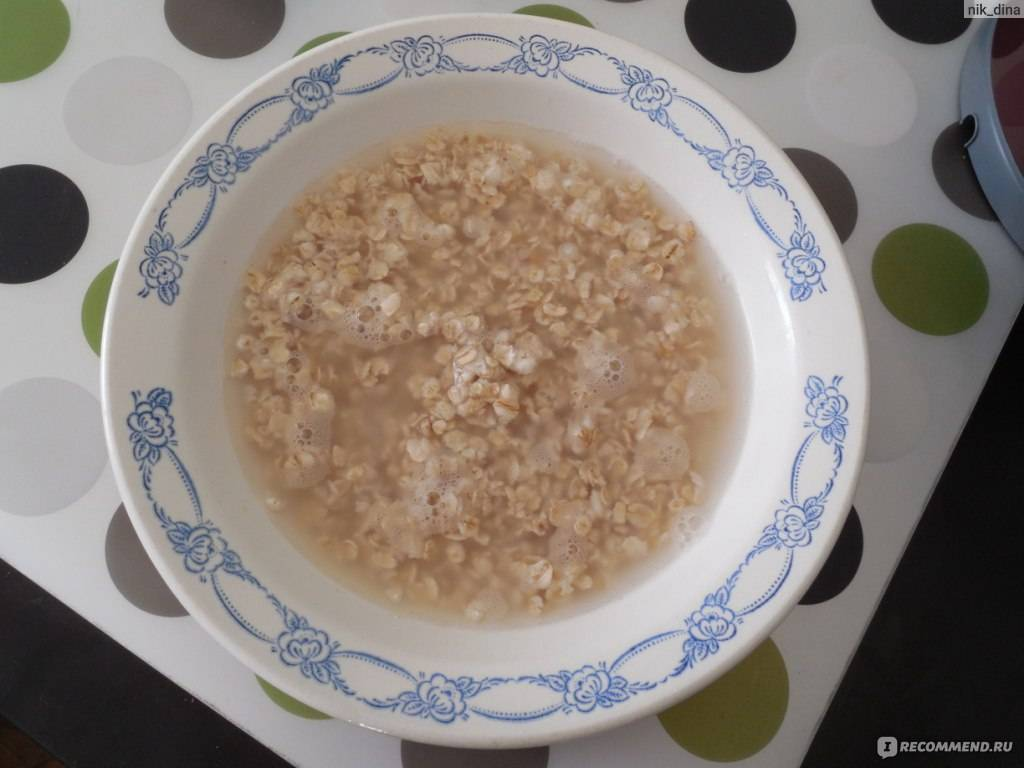 Овсяная каша для грудничка: как приготовить, когда можно овсянку, рецепты