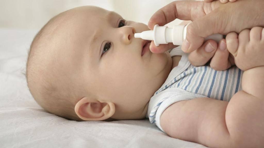 Как помочь ребенку, если у него заложен нос