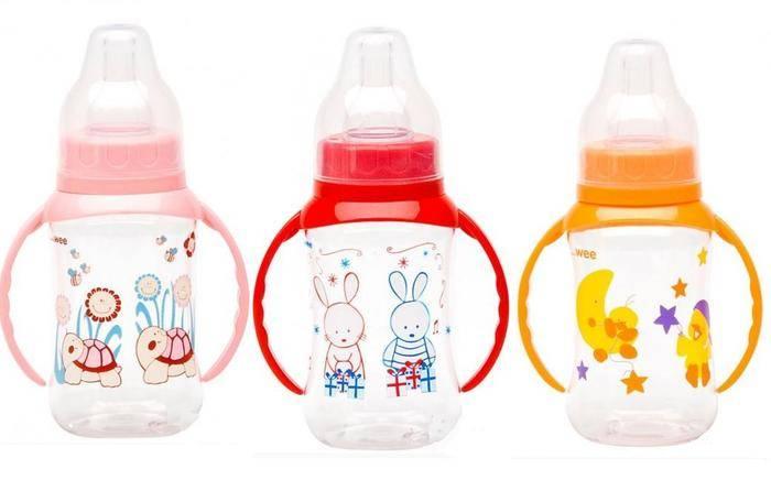 Какую бутылочку лучше купить для новорожденного
