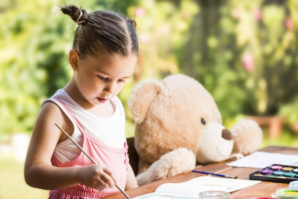 Воображаемый друг у ребенка — это нормально?