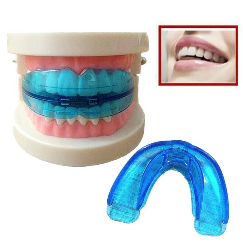 Детские пластинки на зубы