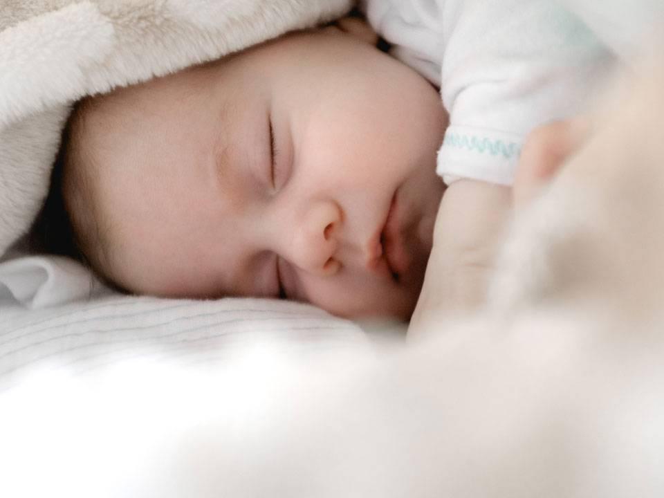 Белый шум и сон ребенка