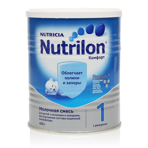 Симптомы аллергии на молочную смесь