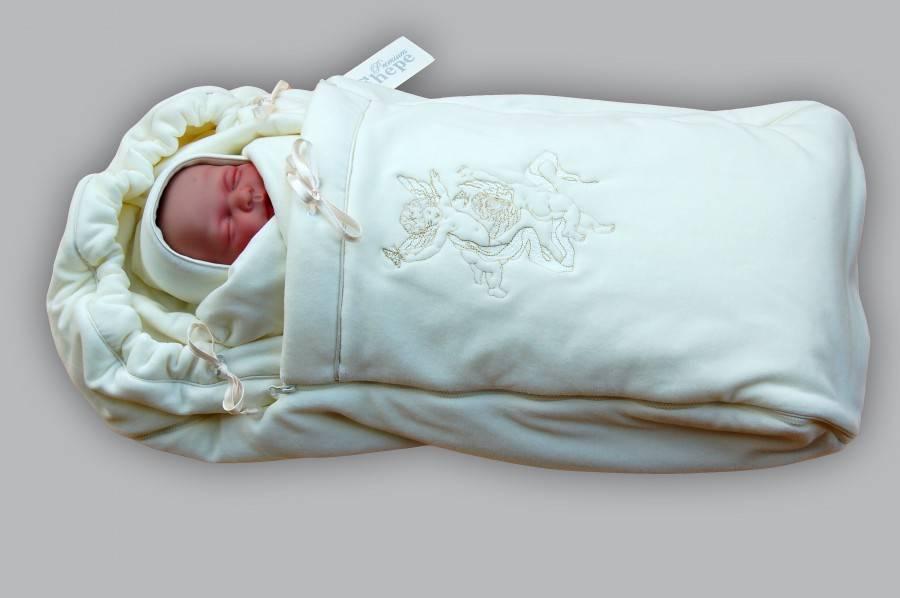 Что нужно для ребенка в роддом на выписку, какие вещи купить новорожденному