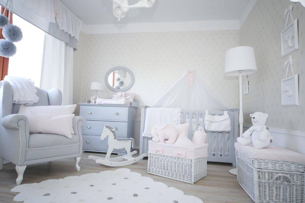 Комната для новорожденного мальчика, девочки - идеи оформления