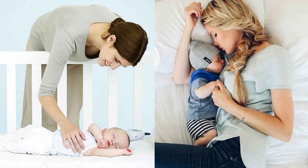 Как правильно укачивать грудного ребенка для крепкого сна