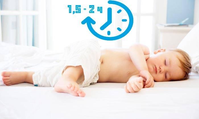 Ребенок 1.5 года плохо спит ночью: признаки и причины нарушений