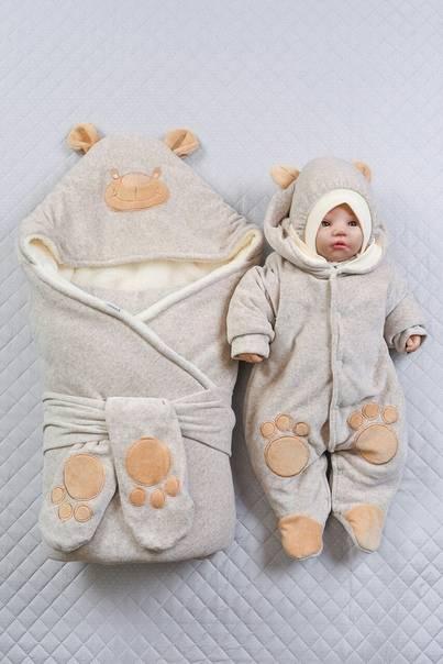 Выписка из роддома зимой: как одеть ребенка? список вещей на выписку