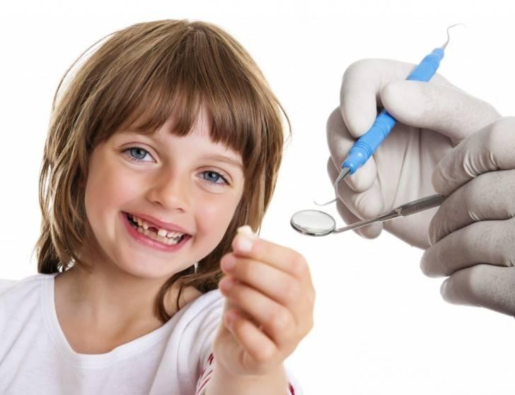 Последствия удаления молочных зубов - возможные осложнения